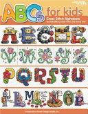 ABC s for Kids Cross Stitch Alphabets Book PDF