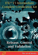 Release, Control and Validation (RCV) Full Certification Online Learning and Study Book Course