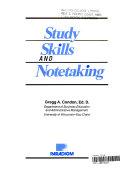 Study Skills and Notetaking