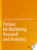 Python For Marketing Research And Analytics