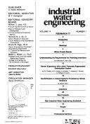 Industrial Water Engineering
