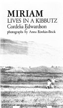 Miriam Lives In A Kibbutz