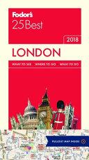 Fodor S London 25 Best