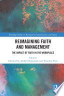 Reimagining Faith And Management