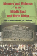 Pdf Memory and Violence in the Middle East and North Africa