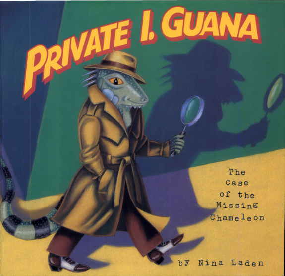 Private I. Guana read by Esai Morales.