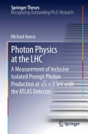 Photon Physics at the LHC
