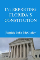 Interpreting Florida's Constitution [Pdf/ePub] eBook