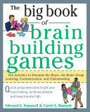 The Big Book of Brain-Building Games: Fun Activities to Stimulate the Brain for Better Learning, Communication and Teamwork Pdf/ePub eBook