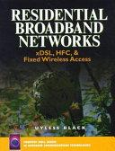 Residential Broadband Networks