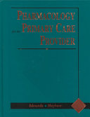Pharmacology for the Primary Care Provider Book