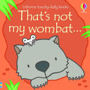 That s Not My Wombat