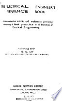 The Electrical Engineer's Reference Book