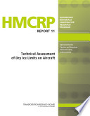 Technical Assessment of Dry Ice Limits on Aircraft Pdf/ePub eBook