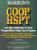 Barron s How to Prepare for Catholic High School Entrance Examinations  COOP  HSPT