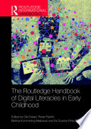 The Routledge Handbook Of Digital Literacies In Early Childhood Book PDF
