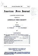 American Fern Journal