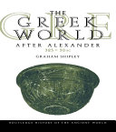The Greek World After Alexander 323   30 BC