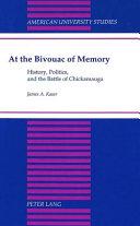 At the Bivouac of Memory