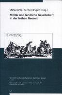 Militär und ländliche Gesellschaft in der frühen Neuzeit
