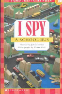 Download I Spy a School Bus Book