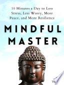 Mindful Master Book