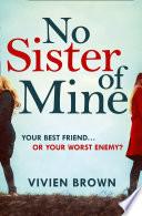 No Sister of Mine Book PDF