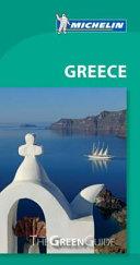 Michelin Green Guide Greece, 10e