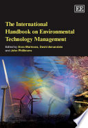 The International Handbook On Environmental Technology Management Book PDF