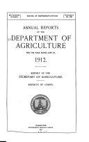 Annual Reports Of The Department Of Agriculture Book PDF