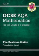 New GCSE Maths AQA Revision Guide: Foundation - For the Grade 9-1 Course Online Edition