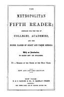 The Metropolitan Fifth Reader