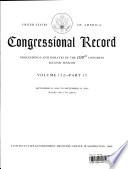 Congressional Record V 152 Pt 15 September 26 2006 To September 28 2006
