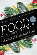 The Best American Food Writing 2021