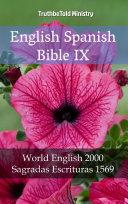 English Spanish Bible IX