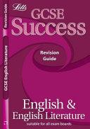 English & English Literature