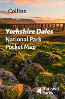 Yorkshire Dales National Park Pocket Map