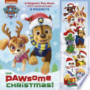 One Paw Some Christmas  a Magnetic Play Book  PAW Patrol
