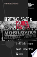 Resistance Space And Political Identities