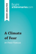 A Climate of Fear by Fred Vargas (Book Analysis)