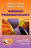 Nursing Pharmacology Book