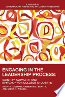 Engaging in the Leadership Process