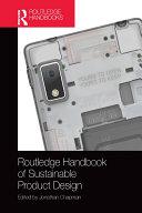 Routledge Handbook of Sustainable Product Design [Pdf/ePub] eBook