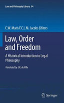 Pdf Law, Order and Freedom Telecharger