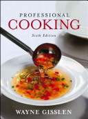 Professional Cooking  Unbranded   College Version with CD ROM Book