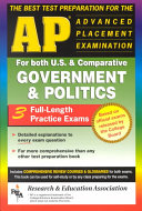 The Best Test Preparation for the Advanced Placement Examinations in Government & Politics