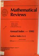 Mathematical Reviews Book