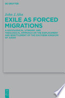 Exile as Forced Migrations