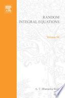 Random Integral Equations