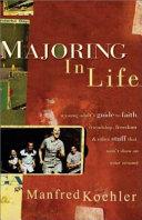 Majoring in Life
